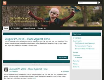 zach-attack.org screenshot
