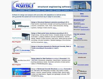 runet-software.com screenshot