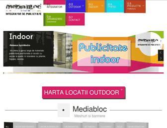 mediabloc.eu screenshot