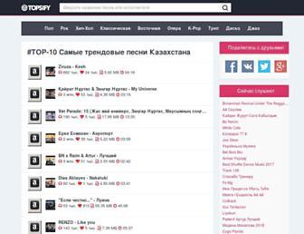 topsify.ru screenshot