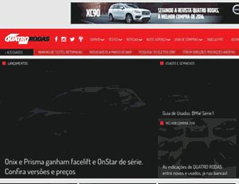 quatrorodas.abril.com.br screenshot