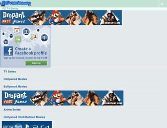 fztvseries.org screenshot