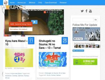 bknime.com screenshot