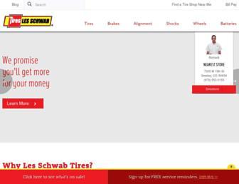 Thumbshot of Lesschwab.com