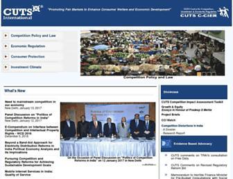 cuts-ccier.org screenshot