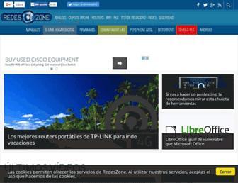 redeszone.net screenshot