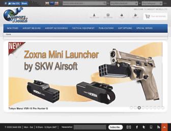 airsoftworld.net screenshot