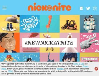 Thumbshot of Nickatnite.com