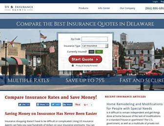 usinsuranceagents.com screenshot
