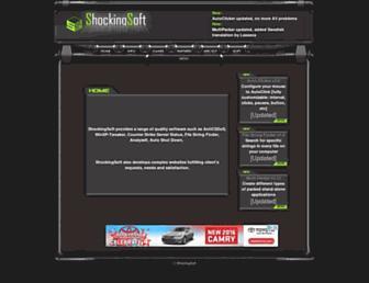 shockingsoft.com screenshot