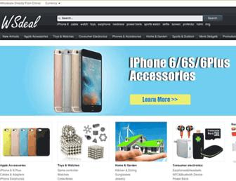 Thumbshot of Wsdeal.com