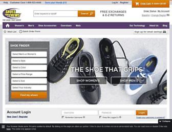Thumbshot of Shoesforcrews.com