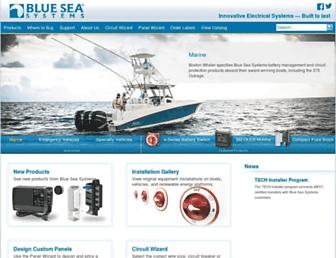 bluesea.com screenshot