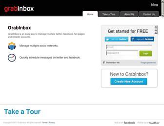 Thumbshot of Grabinbox.com