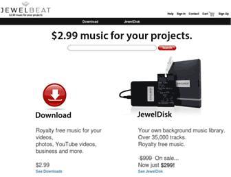 Thumbshot of Jewelbeat.com