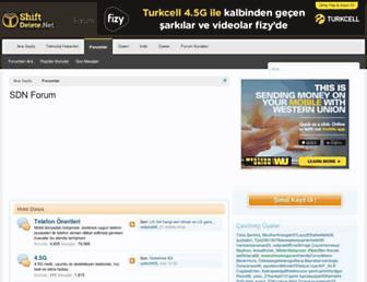 forum.shiftdelete.net screenshot