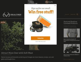 realtree.com screenshot