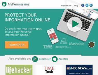 Thumbshot of Mypermissions.com