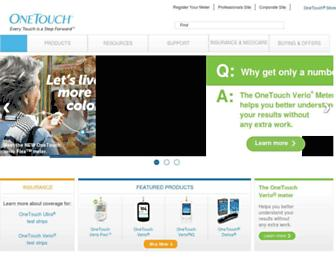 Thumbshot of Onetouch.com