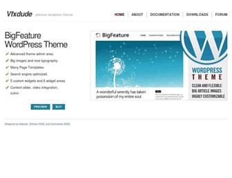 Thumbshot of Vfxdude.com