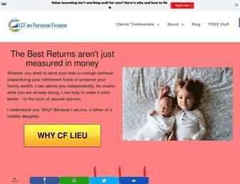 howtofinancemoney.com screenshot