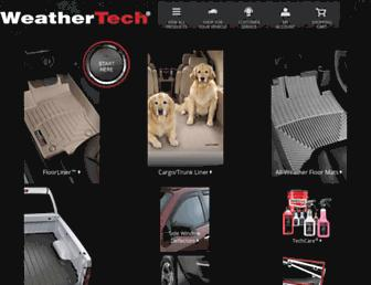 Thumbshot of Weathertech.com