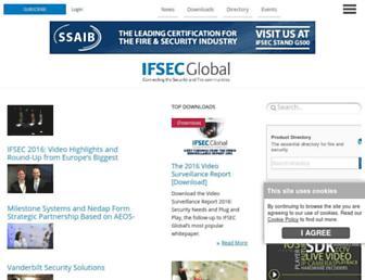 ifsecglobal.com screenshot