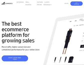 Thumbshot of Bigcommerce.com