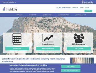 irishlife.ie screenshot
