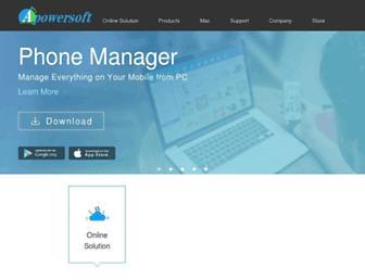 apowersoft.com screenshot
