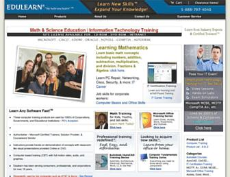 edulearn.com screenshot