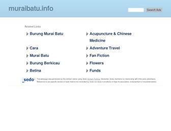muraibatu.info screenshot