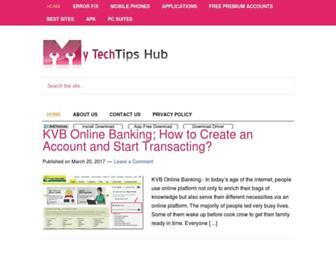 mytechtipshub.com screenshot