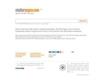 similarpages.com screenshot