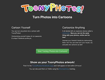 toonyphotos.com screenshot