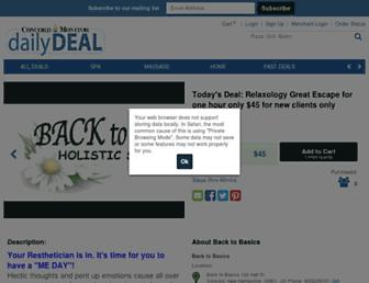 deals.concordmonitor.com screenshot