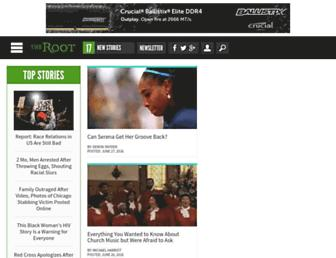 Thumbshot of Theroot.com