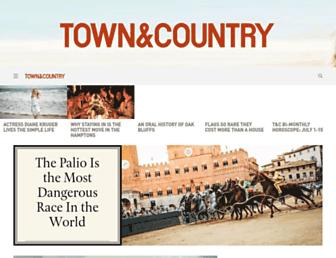 townandcountrymag.com screenshot