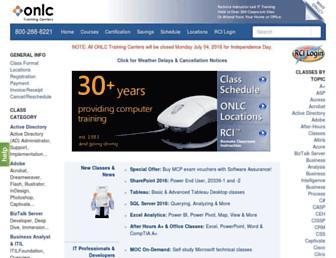 onlc.com screenshot