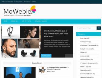 moweble.com screenshot