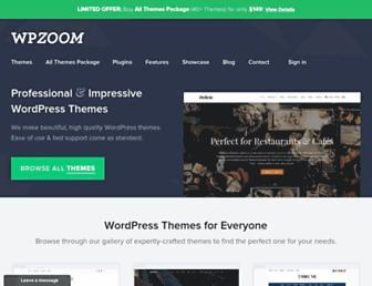 Thumbshot of Wpzoom.com