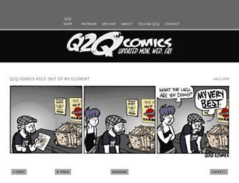 Thumbshot of Q2qcomics.com