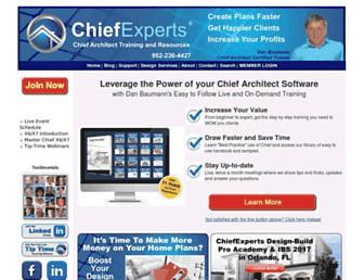 chiefexperts.com screenshot