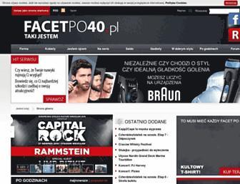 facetpo40.pl screenshot