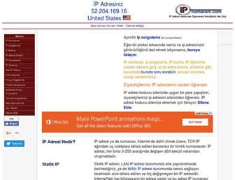 Thumbshot of Ip-numaram.com