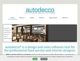 en.autodecco.com screenshot