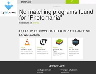 photomania.en.uptodown.com screenshot