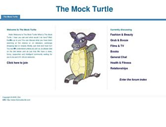 themockturtle.com screenshot