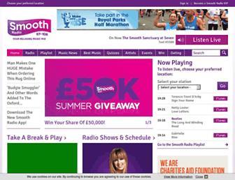 Thumbshot of Smoothradio.com