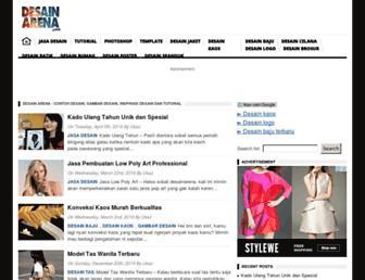 desainarena.com screenshot